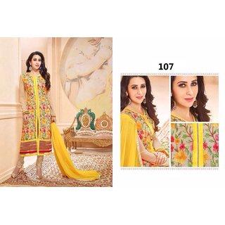 New Designer Kareeshma Kapur Bollywood Indian Traditional Partywear Suit