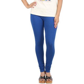 Color Candy Women's Dark Blue Color Leggings