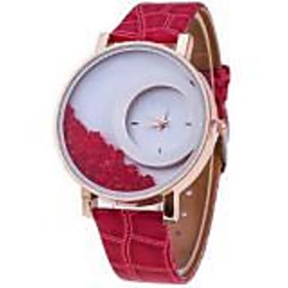 TRUE COLORS FANCY LARGE KNITTED BELT FAST SELLING Analog Watch - For Women, Girls