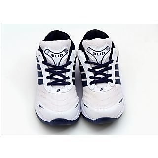 Trendy Hot Fashion Men's Shoes Stylish Casual Sportswear White For Gym, College ,Running