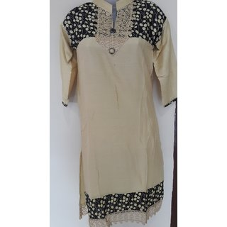 Simple sober Designer Kurti for every lady from Shiwani's collection personally handpicked