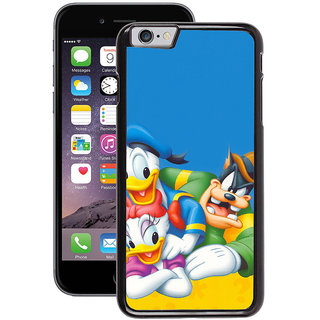 Digital Printed Back Cover For Apple iPhone 6 Plus