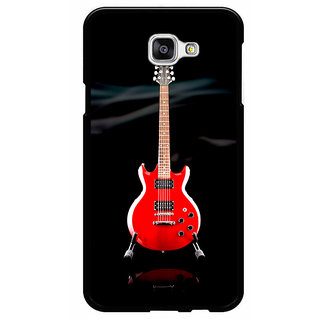 Digital Printed Back Cover For Samsung Galaxy A490