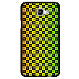 Digital Printed Back Cover For Samsung Galaxy A686