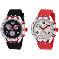 Mens Watches,Boys Watches,Gents Watches Combo Pack Of 2