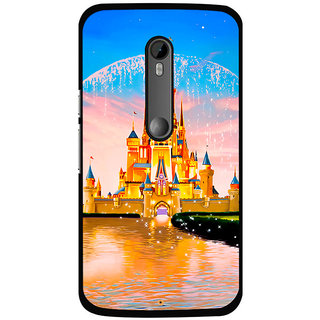 DIGITAL PRINTED BACK COVER FOR MOTO X PLAY MOTOXPLAYDS-11989