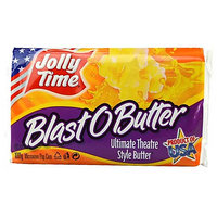 Jolly Time Popcorn Blast O Butter -100 Gm (Pack of Two)
