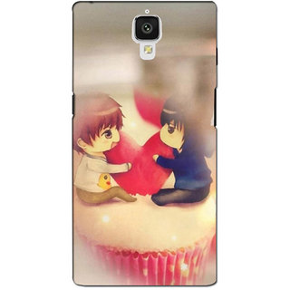 instyler PREMIUM DIGITAL PRINTED 3D BACK COVER FOR ONE PLUS 3 3D1PLUS3DS-10617