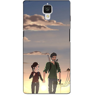 instyler PREMIUM DIGITAL PRINTED 3D BACK COVER FOR ONE PLUS 3 3D1PLUS3DS-10499