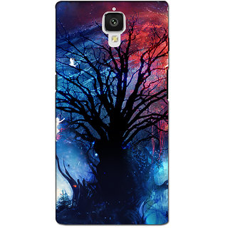 instyler PREMIUM DIGITAL PRINTED 3D BACK COVER FOR ONE PLUS 3 3D1PLUS3DS-10820