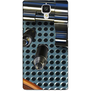 instyler PREMIUM DIGITAL PRINTED 3D BACK COVER FOR ONE PLUS 3 3D1PLUS3DS-10196
