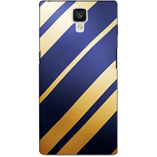 instyler PREMIUM DIGITAL PRINTED 3D BACK COVER FOR ONE PLUS 3 3D1PLUS3DS-10223
