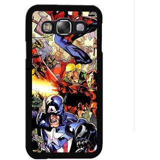 DIGITAL PRINTED BACK COVER FOR GALAXY CORE PRIME SGCPDS-11764