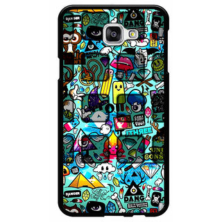 DIGITAL PRINTED BACK COVER FOR SAMSUNG GALAXY A7(2016) SGA72016DS-11260