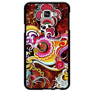 DIGITAL PRINTED BACK COVER FOR SAMSUNG GALAXY A7(2016) SGA72016DS-11277