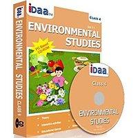 Idaa Class 4 Environmental Studies Educational CBSE (CD) - 97853070