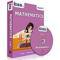 Idaa Class 7 Mathematics Educational CBSE (CD) - 97853103