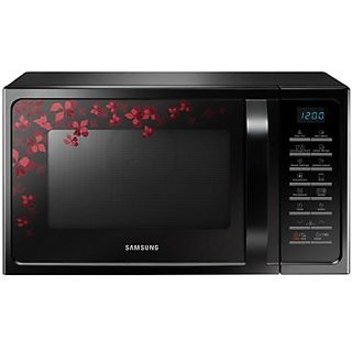 Samsung MC28H5025VB Convection MWO with Tandoor Technology, 28 L