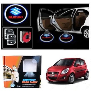 Car Door Logo Ghost Shadow Welcome Light ghost light For Maruti Suzuki All model