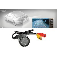 Autosky Rear View Camera (Night Vision / LED Light) For All Cars