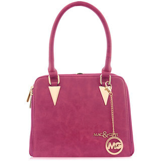 Mac And Gitts (MNG) Ladies Purse HandBag Cherry