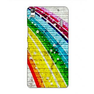 Instyler Digital Printed 3D Back Cover For Lenovo K3 Note