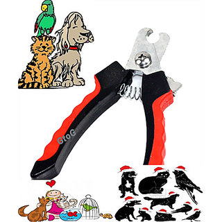 Complete Functioning Dog  Cat U Nail Trimmers Finger Plier