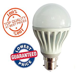 7W IMPORTED LED BULB FOR SAFE, PURE & BRIGHT LIGHT