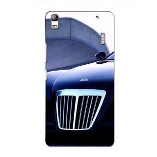 Instyler Digital Printed 3D Back Cover For Lenovo K3 Note
