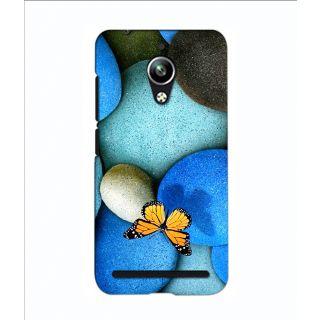 Instyler Digital Printed 3D Back Cover For Asus Zen Fone Go