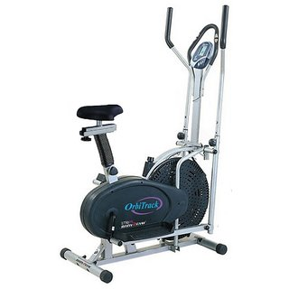 Body Gym Exercise Bike Orbitrac Cycle Lxb 2750R
