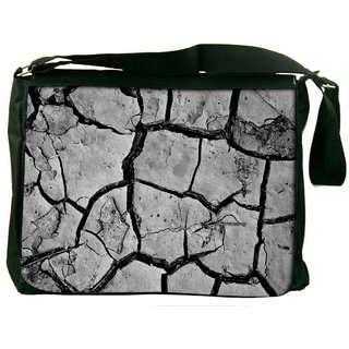 Snoogg Abstract Floor Digitally Printed Laptop Messenger  Bag
