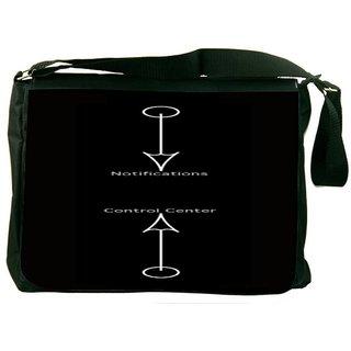 Snoogg Operations Designer Laptop Messenger Bag
