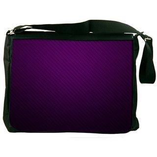 Snoogg Mixed Color Pattern Design Digitally Printed Laptop Messenger  Bag
