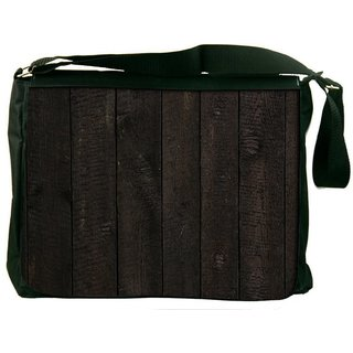 Snoogg Opera Wood Digitally Printed Laptop Messenger  Bag