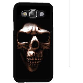 Digital Printed Back Cover For Samsung Galaxy E7