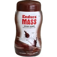 Endura Mass Weight Gainer - Chocolate (500G)