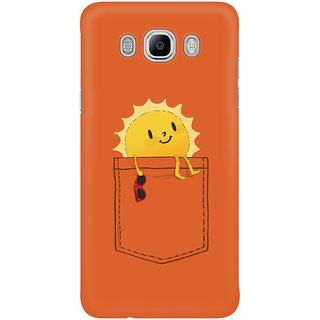 Dreambolic Pocketful Of Sunshine Mobile Back Cover