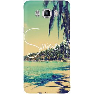 Dreambolic Summer Love Vintage Beach Mobile Back Cover