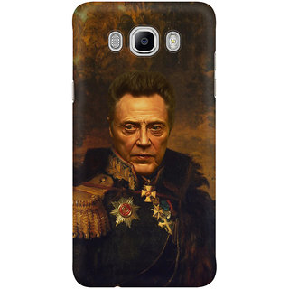 Dreambolic Christopher Walken Replaceface Mobile Back Cover