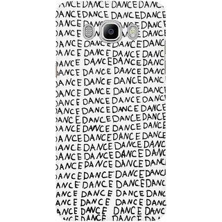 Dreambolic Dance Mobile Back Cover