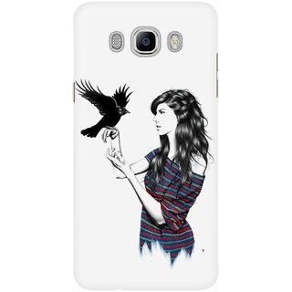 Dreambolic Dark Wings Mobile Back Cover