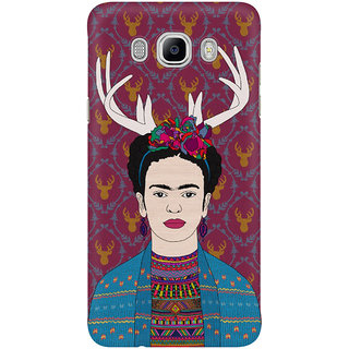 Dreambolic Deer Frida Mobile Back Cover