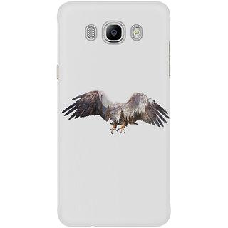 Dreambolic Arctic Eagle Mobile Back Cover