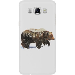 Dreambolic Arctic Grizzly Bear Mobile Back Cover