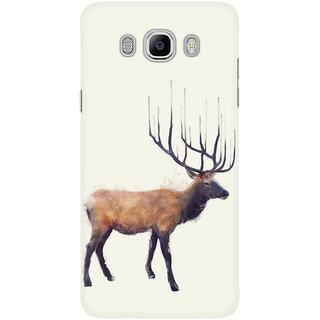 Dreambolic Elk Reflect Mobile Back Cover