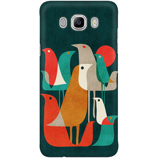 Dreambolic Flock Of Birds Mobile Back Cover