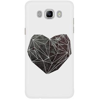 Dreambolic Heart Graphic Mobile Back Cover