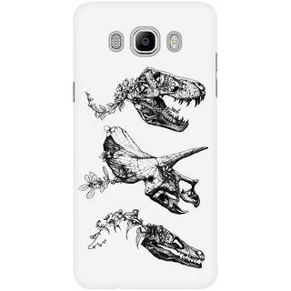 Dreambolic Jurassic Bloom Mobile Back Cover