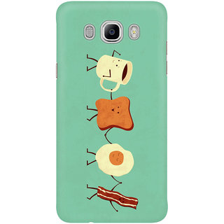 Dreambolic Lets All Go And Have Breakfast Mobile Back Cover